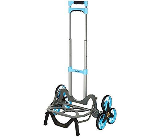 Color UpCart The All-Terrain Stair Climbing Folding Up Cart Hand Truck Dollie (Blue)