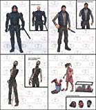 McFarlane Toys The Walking Dead Comic Series 2 Action Figures Set of 4