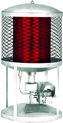 Outdoor 95K Construction Heater - Natural Gas