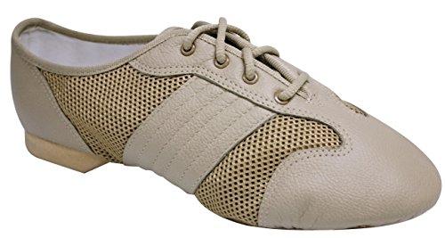 Sansha San Luis Unisex Dans Sneaker Beige