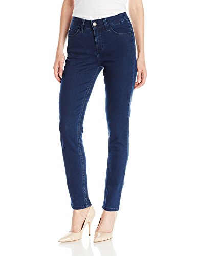 Lee Women's Easy Fit Frenchie Skinny Jean, Orion, 4 Regular/