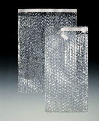 Amazon.com: Sellado Bolsas de marca de plástico de burbujas ...