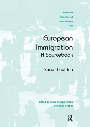 European Immigration: A Sourcebook (Research in Migration and Ethnic Relations)