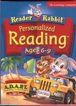 Reader Rabbit Reading Ages 6-9 (Jewel Case) by The Learning Company