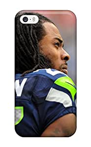 Iphone 5/5s OgHcCzi8443obqqh Seattleeahawks Tpu Silicone Gel Case Cover. Fits Iphone 5/5s