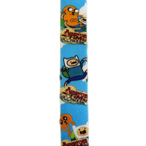 Adventure Time / Jake & Finn lanyard