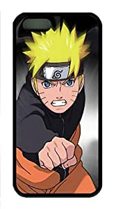 iPhone 5S/5 Case,Black Edge,Soft TPU(Thermoplastic Urethane),Protective Case(Can be customized)Latest style Case,Soft Cover Snap on Case,Ultra-thin Case-Naruto Anime 113