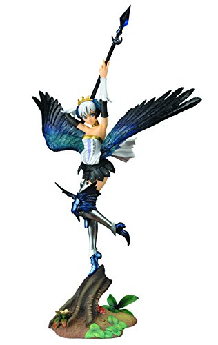 Alter Odin Sphere: Gwendolyn PVC Figure (1:8 Scale)