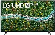 "2021 Smart TV LG 50"" 4K UHD 50UP7750 WiFi Bluetooth HDR Inteligência Artificial ThinQAI Smart Magic Googl"