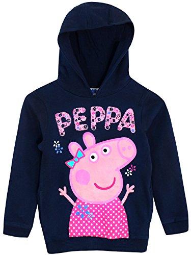 Peppa Pig Girls' Peppa Hoodie 4