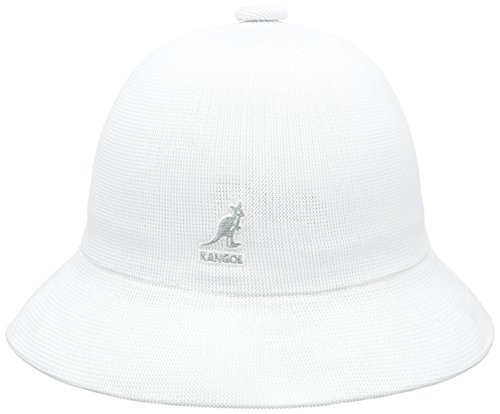 - Kangol Men's Tropic Casual, White, Medium