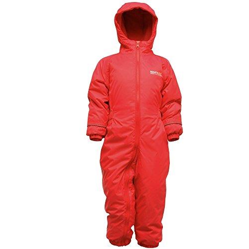 20dd7df7cd74 Regatta Boy s Splosh II Padded Rain Suit  Amazon.co.uk  Sports ...