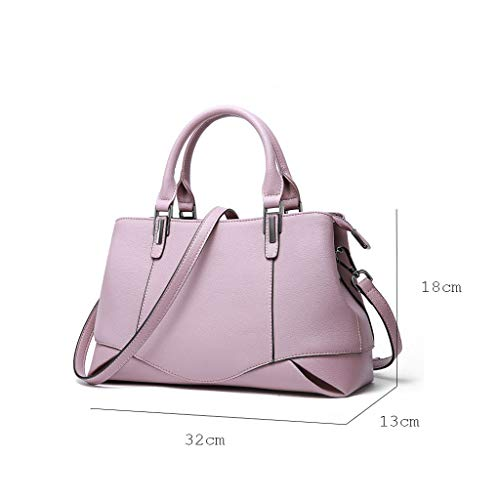 à de Pink Messenger Bag en main femme option sac multicolore PU bandoulière Sac mode à coréenne 1dRZq18H