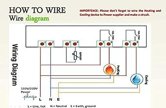 Fahrenheit Heat Wiring Diagram - Wiring Diagram Go on