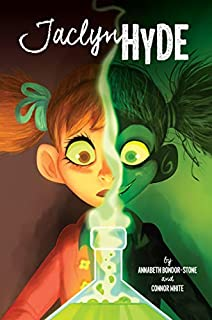 Book Cover: Jaclyn Hyde
