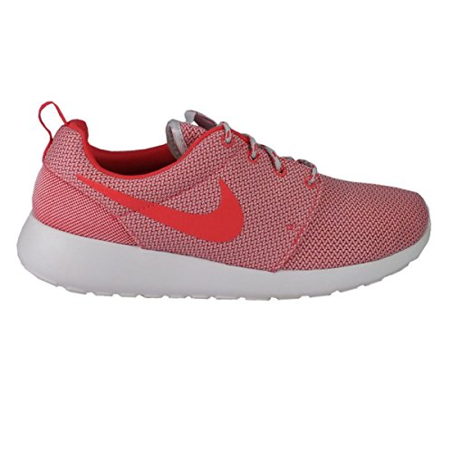 Nike Women's Rosherun Lt Base Grey/Grnm/Smmt Wht/Vlt Running Shoe 10 Women US