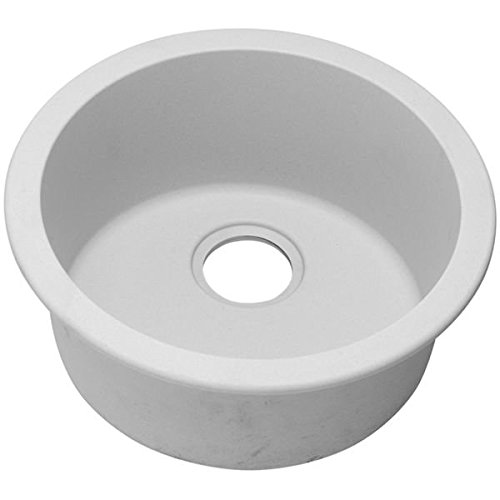 Round Undermount Bar Sink - 7
