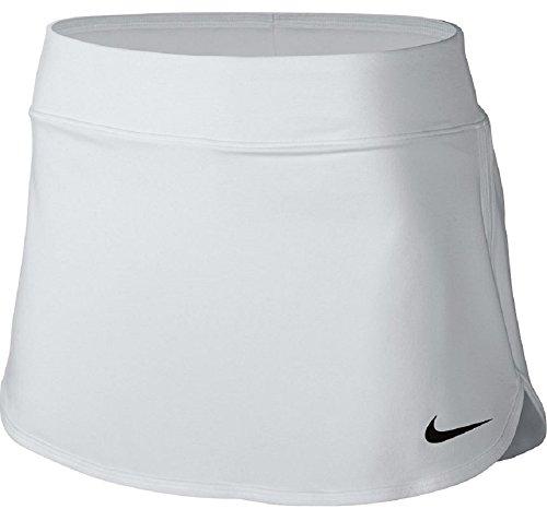 Nike Women's Pure Skirt White/Black Skirt XL