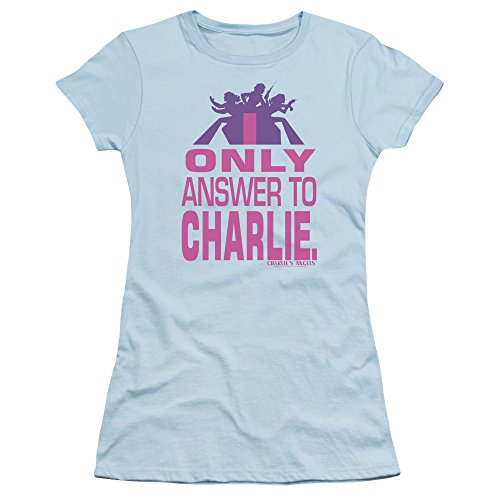 Charlies Angels - Answer Juniors T-Shirt