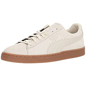 PUMA Men's Suede Classic Natural Warmth Sneaker