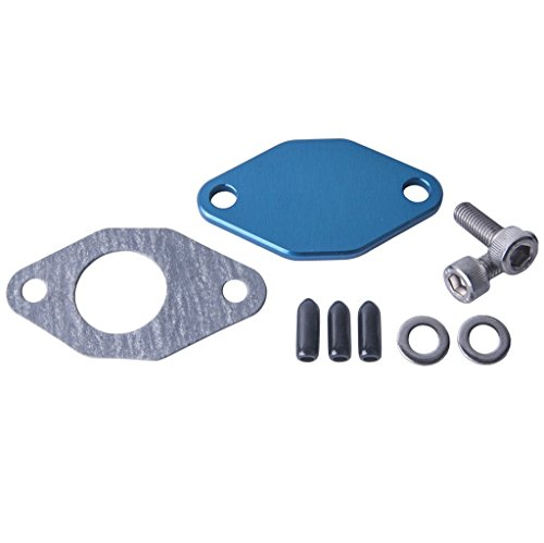Oil Pump Block-off Kit Sea-Doo 587/657/657X/717/Yamaha 800/1100/1200/Kawasaki 900/1100/Polaris/Tigershark 900/1000 (Oil Block Off Plate Pump)