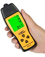 Handheld Carbon Monoxide Meter,CO Detector,Portable CO Gas Leak Detector,High Precision Carbon Monoxide Tester,LCD CO Meter(Battery Included)