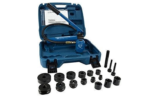 TEMCo Hydraulic Knockout Punch TH0004