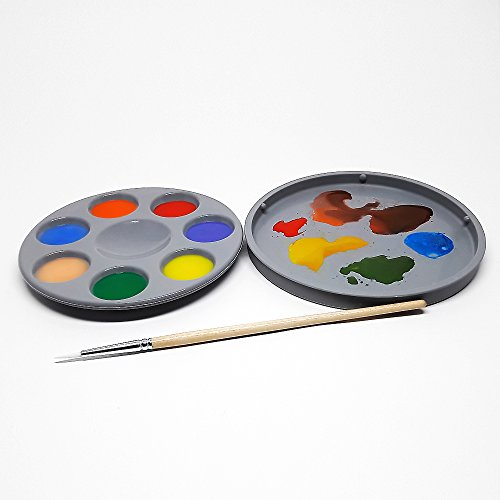 kits-inventive-hobby-model-gray-non-stick-unbreakable-synthetic-rubber-paint-tray-palette-with-lid-8