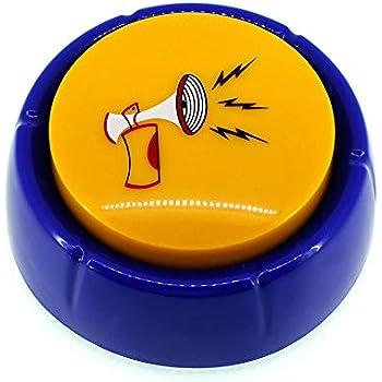Amazon com: The Hype Button | Hip Hop Air Horn Sound Effect Button