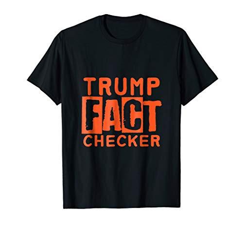 Trump Fact Checker Political Halloween Costume Funny