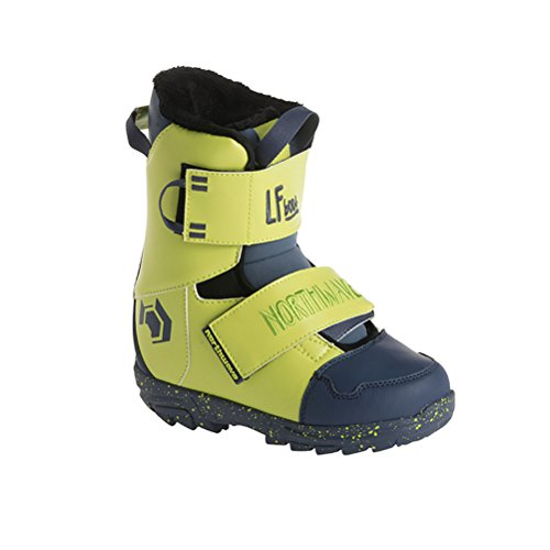 Northwave LF Kids Snowboard Boots - 5.0/Lime