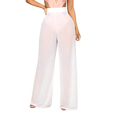 FELZ Pantalones Mujer Pantalones Chandal Mujer Pantalón de Malla ...