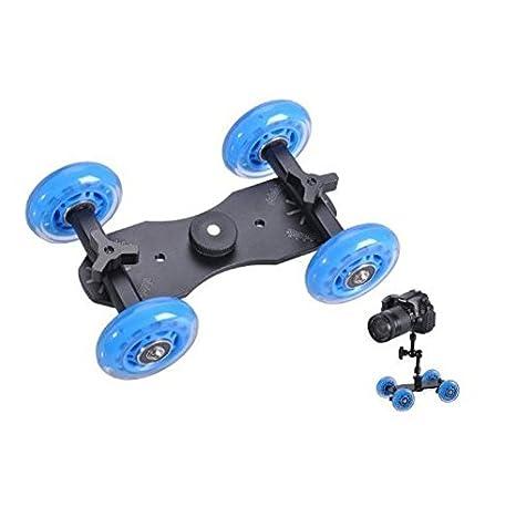 Hensych profesional de mesa dolly Skater cámara de vídeo ...