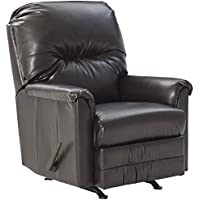 Serta Upholstery 100RCL21 100 Rocker Recliner, SanMarChocolate
