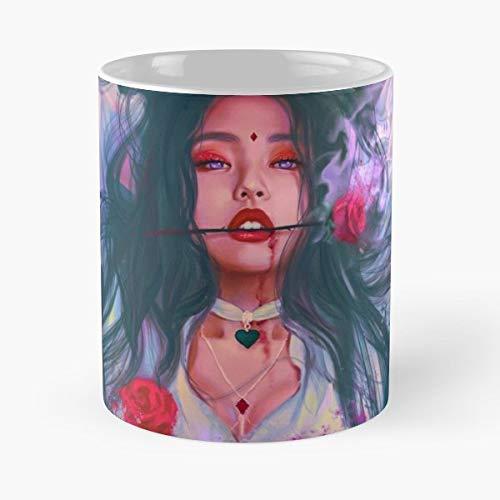 Kpop Fanart Blackpink Blink Coffee Mug Gift 11 Oz Father ()