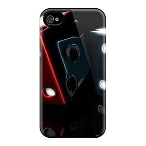 High Grade Flexible Tpu Cases For Iphone 4/4s