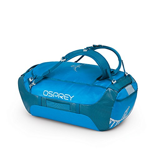 Osprey Packs Transporter 95 Expedition Duffel, Kingfisher Blue, One Size by Osprey