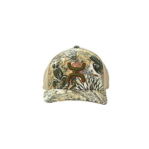 Hooey GameGuard/Tan Flex Fit Hat, Large/X-Large - GG002
