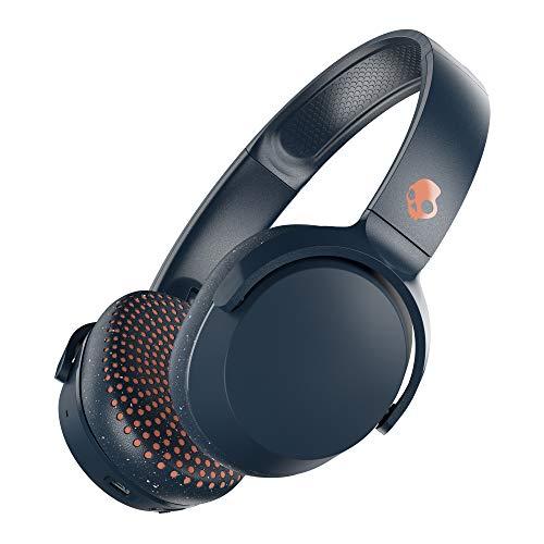 Skullcandy Riff Wireless On-Ear Headphone – Blue/Sunset Blue/Speckle/Sunset