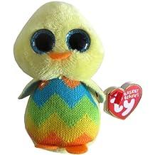 Ty Basket Beanies Tweet - Baby Chick