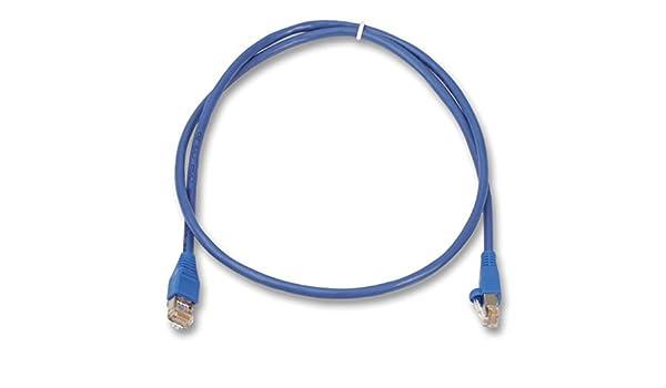RJ45 Plug 20 Blue Cat5e 2965 Patch Cable Series SANOXY Network Cables SNX- 2965-0.5B Network Cable RJ45 Plug 500 mm