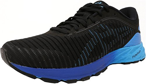 Asics Sneaker Alla Moda da Uomo Black/Blue/Limoges