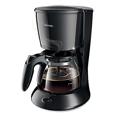 GCCI Máquina de Café Americano Máquina de Goteo Tipo Automático Máquina de Café,Negro: Amazon.es: Hogar