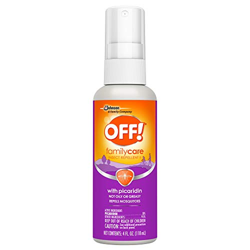 OFF! Family Care Insect Repellent II 4 fl oz (Sawyer Family Insect Repellent)