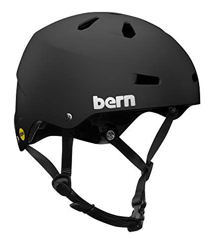 BERN - Summer Team Macon EPS Helmet