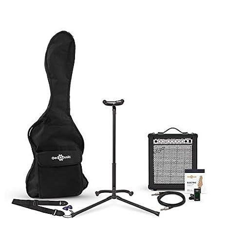 Paquete de Amplificador de Guitarra de 35 W y Accesorios: Amazon ...