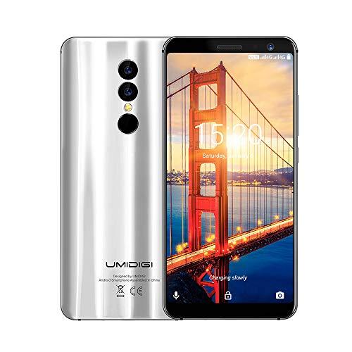 (Unlocked Smartphone,UMIDIGI A1 Pro Dual 4G Volte Cellphone Unlocked - Android 8.1-18:9 Screen Ratio 5.5