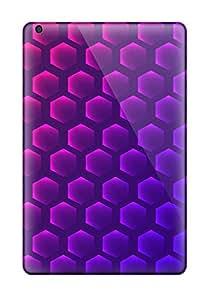 Hot Style NhCTDQt3766gbgCV Protective Case Cover For Ipadmini/mini 2(hexagon)