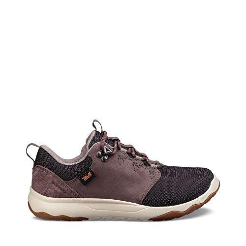 Teva Women's Arrowood Waterproof Hiking Shoe, Plum Truffle, 9.5 M US