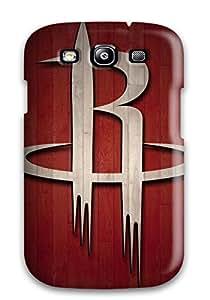 Special DanRobertse Skin Case Cover For Galaxy S3, Popular Houston Rockets Basketball Nba (40) Phone Case